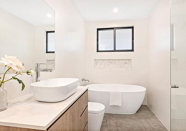 Astor Homes Design bathroom